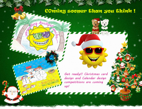Christmas Competitions Coming soon!